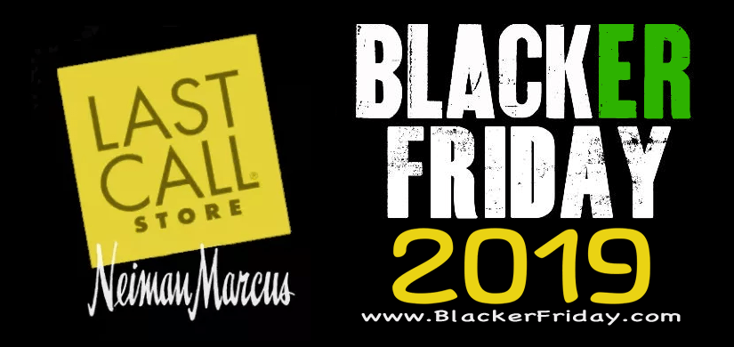 Best Neiman Marcus Last Call Black Friday Deals