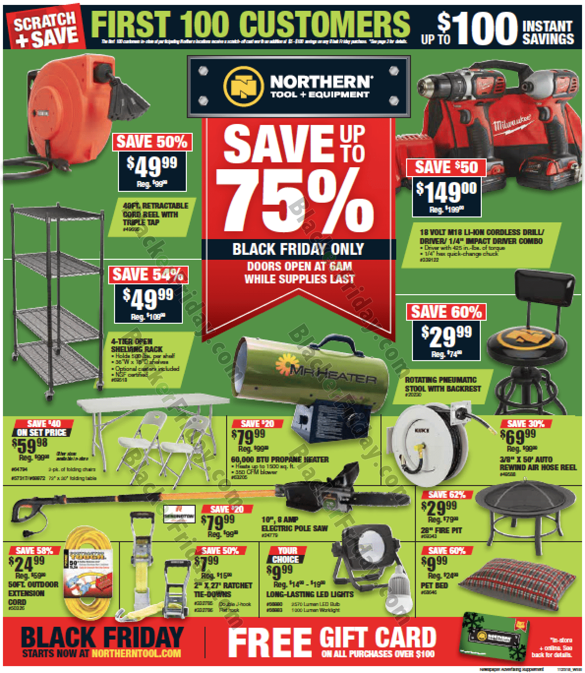 Northern Tool Black Friday 2019 Ad Sale Deals Blackerfriday. What New Tools Power Equipment Or Gear Are You Planning On Getting At Northern Tool This Uping Thanksgiving Weekend Find Any Deals Already Worth. Wiring. Northern Tool Bench Grinder Wiring Diagram At Scoala.co