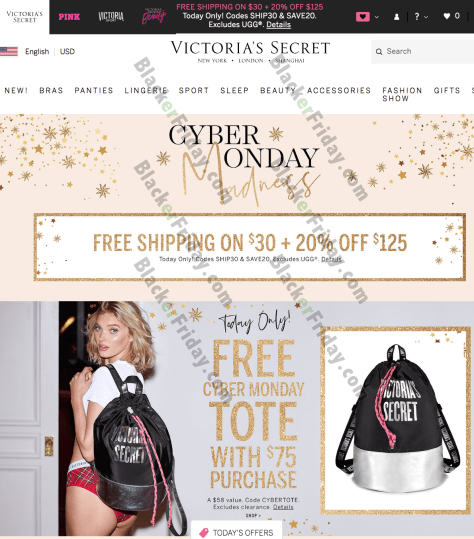4e6d4c6121ab What are you planning on getting at Victoria's Secret this holiday season?  Let us know in the comments section at the bottom of the page.