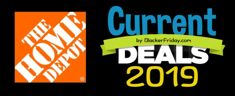 The Home Depot Spring Black Friday Ad For 2019 Blacker Friday