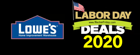 Lowe S Labor Day Sale 2020 What To Expect Blacker Friday