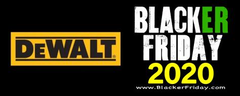 Dewalt Black Friday 2020 Sale Power Tool Deals Blacker Friday