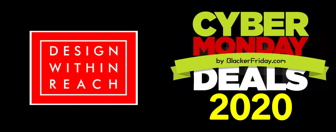 Design Within Reach Cyber Monday 2020
