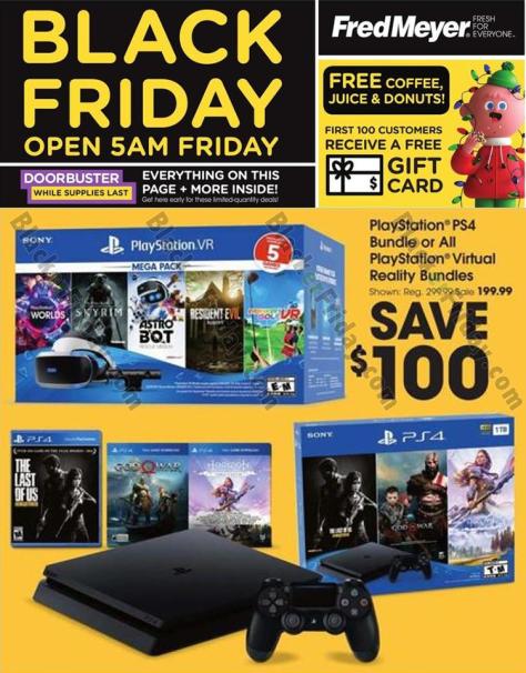 Playstation Ps4 Black Friday 2020 Sale Deals Blacker Friday