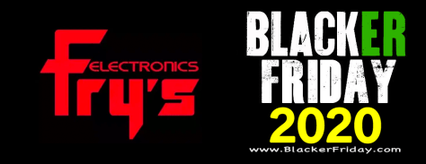 Fry S Electronics Black Friday 2020 What To Expect Blacker Friday
