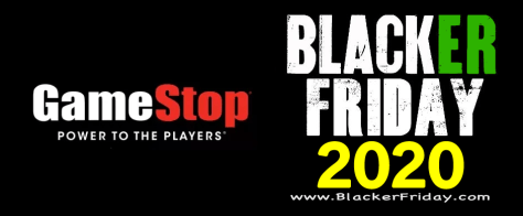 Gamestop Black Friday 2020 Sale What To Expect Blacker Friday