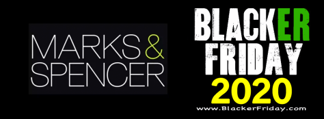 Marks Spencer Black Friday 2020 Sale What To Expect Blacker Friday
