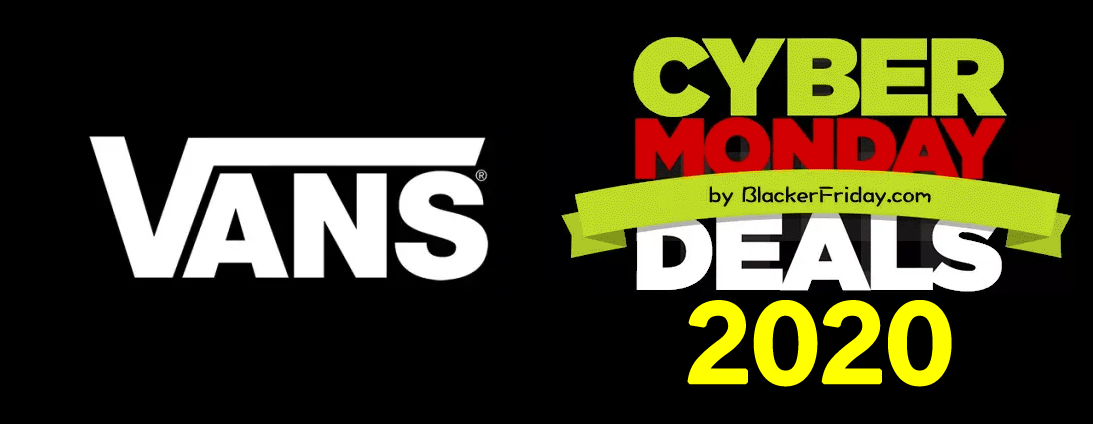 Vans Cyber Monday 2020 Sale - What to