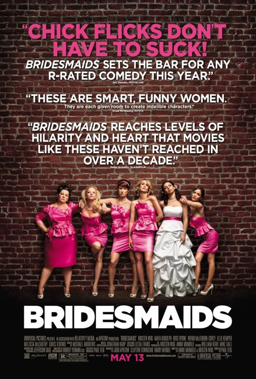 Cast bridesmaids movie