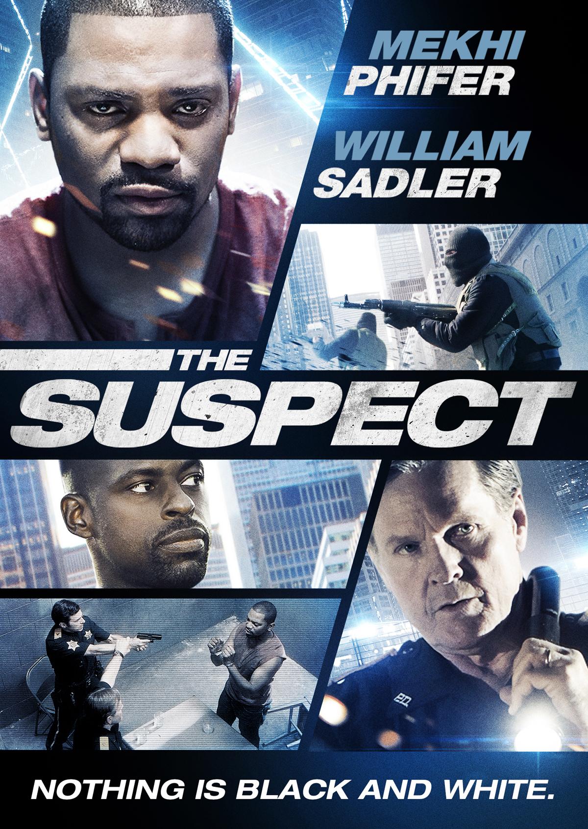 Poster do filme The Suspect