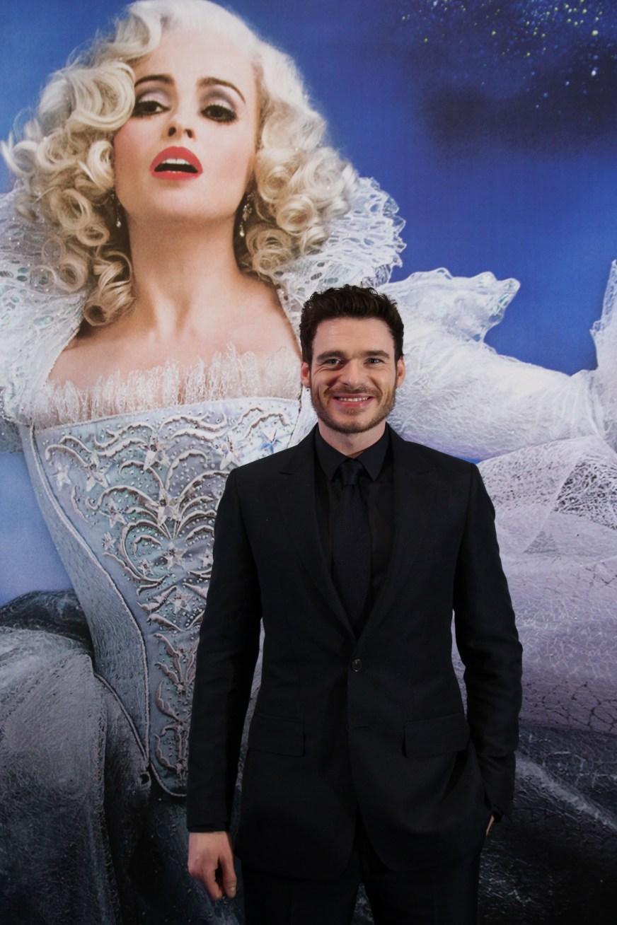 Cinderella Mexico screenining - Richard Madden - blackfilm ...