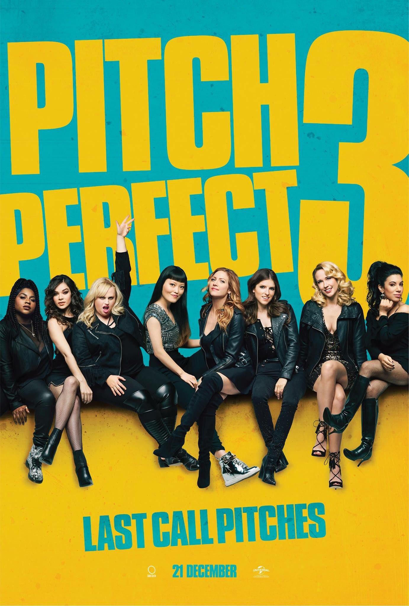 Pitch Perfect Kelley Jakle