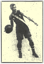 Ferdinand Accooe as a New York All Star