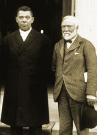 Carnegie and Washington