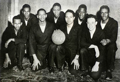 Great Lakes Intramural Champs, circa 1943