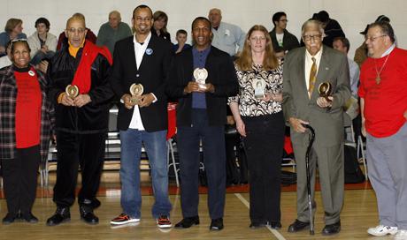 Living Legacy Award recipients