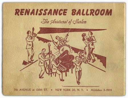 Renaissance Ballroom program