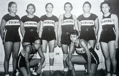 Amateur black college girls