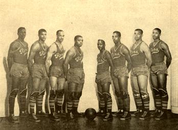 Dayton Rens, 1948