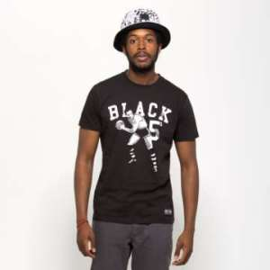 The Black Fives Backcourt Tee