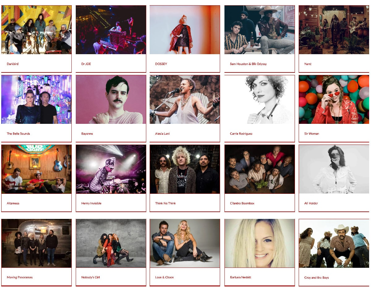 Artists Black Fret Artists That Have Been Nominated