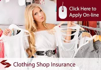 Clothing Shop Insurance