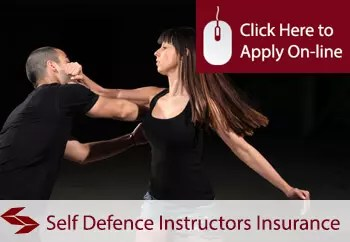 Self Employed Self Defence Teacher Liability Insurance