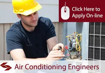 self employed air conditioning installers liability insurance
