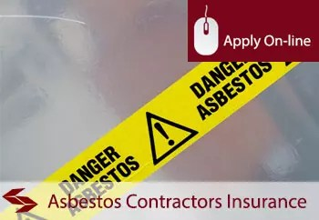 self employed asbestos removal contractor liability insurance