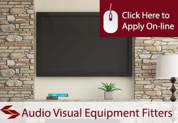audio visual equipment fitters insurance