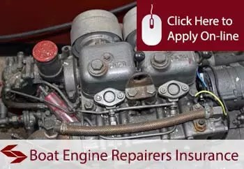 boat engine repairers insurance