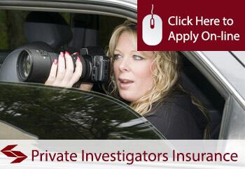 private investigator insurance