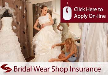 Bridal Wear Shop Insurance