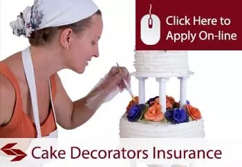 self employed cake decorators liability insurance