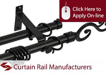 self employed curtain rail manufacturers liability insurance