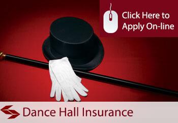 self employed dance halls liability insurance