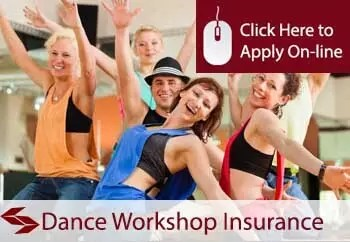 self employed dance workshops liability insurance