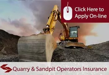 Quarry and Sand Pit Operators Employers Liability Insurance