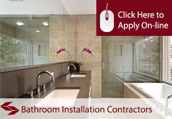 bathroom installation contractors insurance