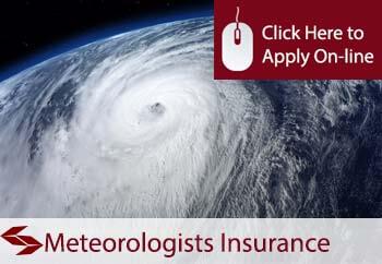 meteorologists insurance