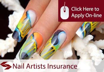 self employed nail artist liability insurance