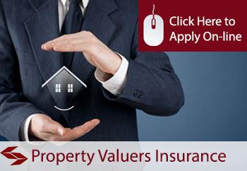 self employed property valuers liability insurance