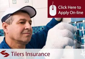 tradesman insurance for ceiling or wall tilers