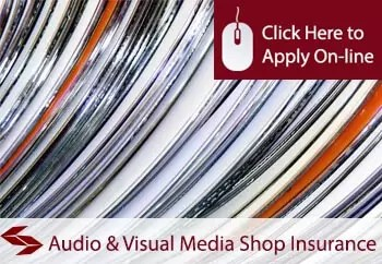 Audio and Visual Media Shop Insurance