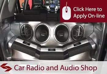 Car Radio and Audio Shop Insurance