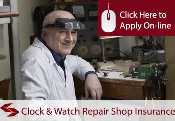 Clock And Watch Repair Shop Insurance