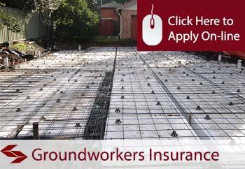 Groundworkers Tradesman Insurance