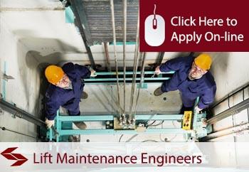 Lift Maintenance Engineers Tradesman Insurance