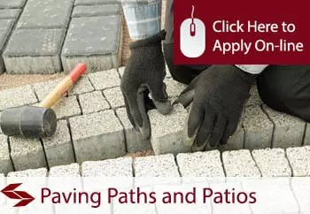 Paving Patio And Path Laying Contractors Public Liability Insurance