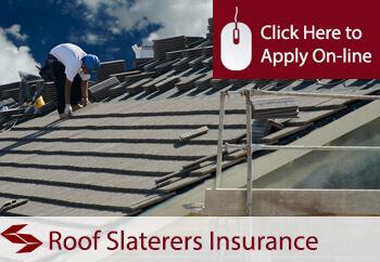 Roof Slaterers Liability Insurance